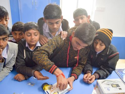 Atal Tinkering Lab Workshop BD Kalariya Jamnagar by STEMpedia-11