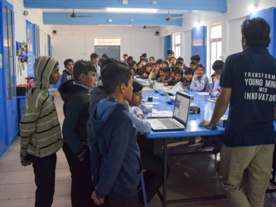 Atal Tinkering Lab Workshop BD Kalariya Jamnagar by STEMpedia-3