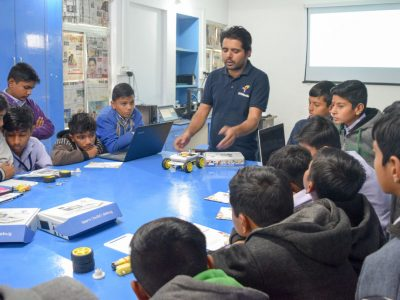Atal Tinkering Lab Workshop BD Kalariya Jamnagar by STEMpedia-4