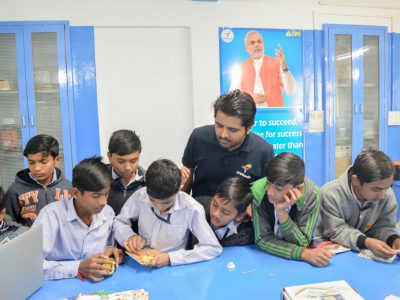 Atal Tinkering Lab Workshop BD Kalariya Jamnagar by STEMpedia-7