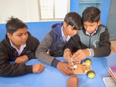 Atal Tinkering Lab Workshop BD Kalariya Jamnagar by STEMpedia-9