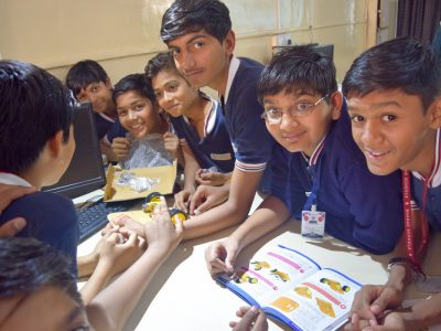 Atal Tinkering Lab Workshop on Robot Making Bharad by STEMpedia-13