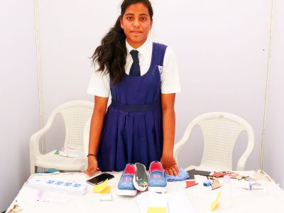 Best Higher Secondary School Ahmedabad Atal Tinkering Workshop Competition and Exhibition-42