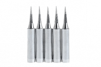 Compatible Soldering Tip- Bevel, chisel, conical - 5 each per kit