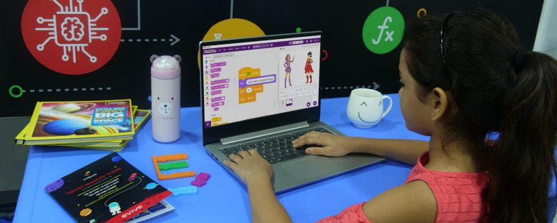 Programming Contest for Girls - PictoBlox