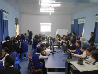 Paljor Mangyal Girls School Codeavour