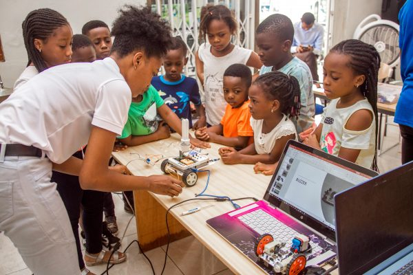 STEM Education in Africa1