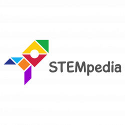 STEMpedia - Logo with Text Side