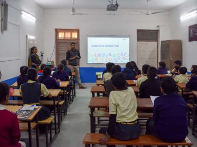 Shri CG Buttana High School ATL Workshop Image 1