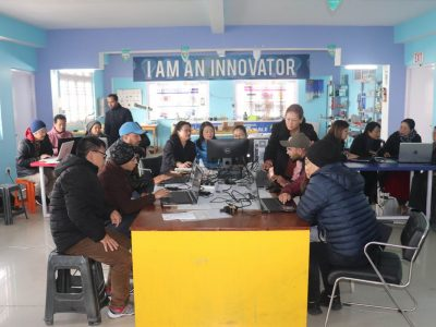 Teachers Can Code Workshop at ATL PNG